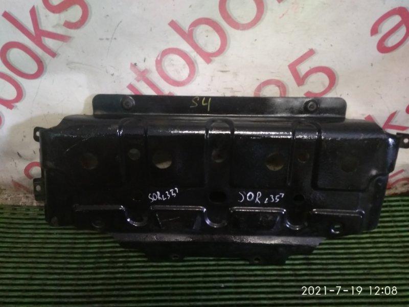 Защита двигателя Kia Sorento BL D4CB 2004