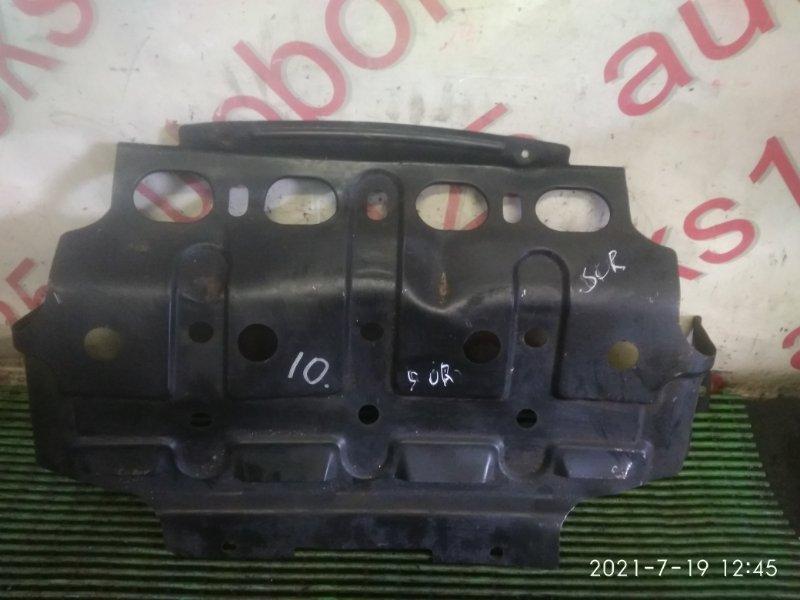 Защита двигателя Kia Sorento BL D4EB 2007