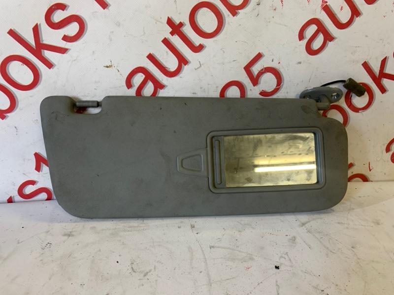 Козырек солнцезащитный Hyundai Santa Fe CM D4HA 2011 правый