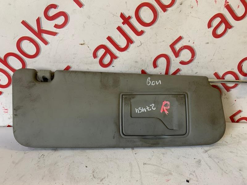 Козырек солнцезащитный Kia Bongo PU J3 2006 правый