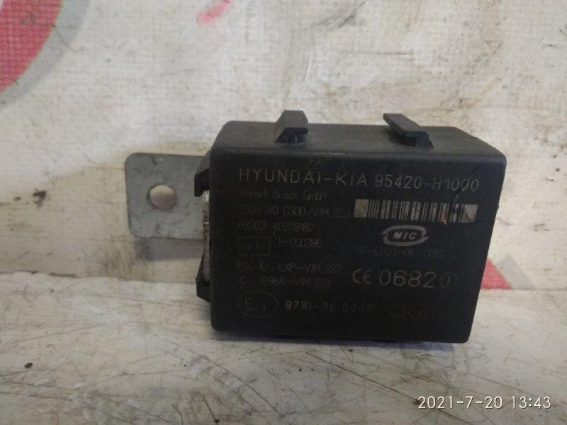 Блок иммобилайзера Hyundai Santa Fe CM D4EB 2007