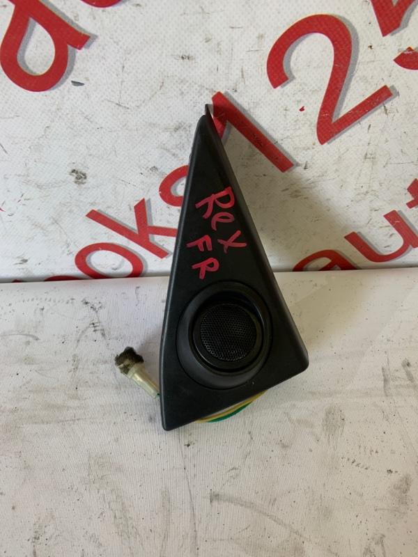 Крышка динамика Ssangyong Rexton RJN D27DT 2008 передняя правая