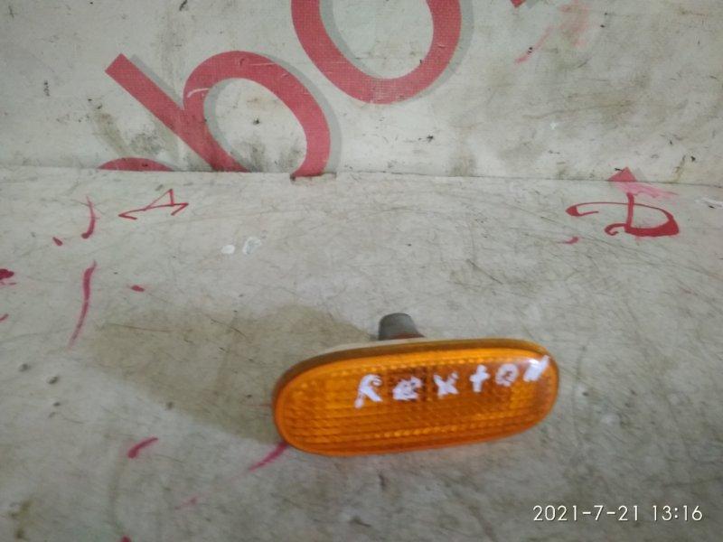 Повторитель в крыло Ssangyong Rexton 2004 левый