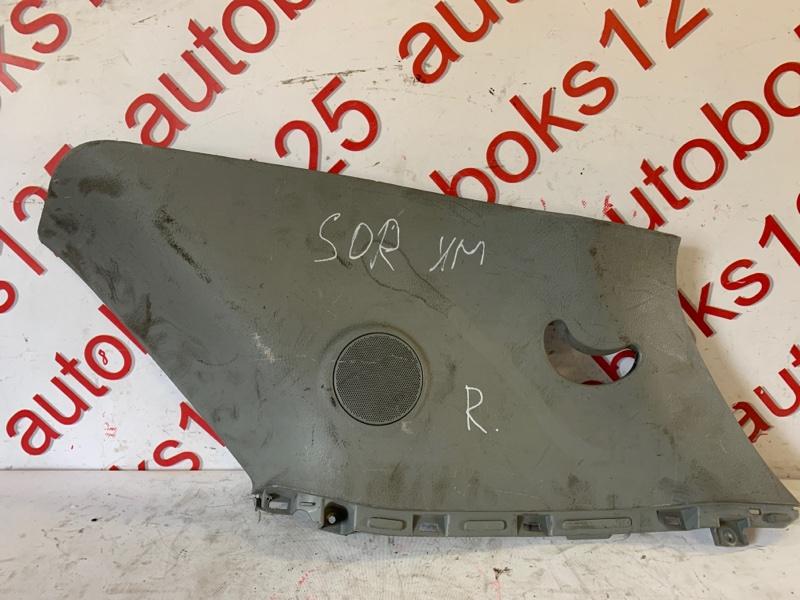 Накладка на стойку Kia Sorento XM D4HA 2013 задняя правая