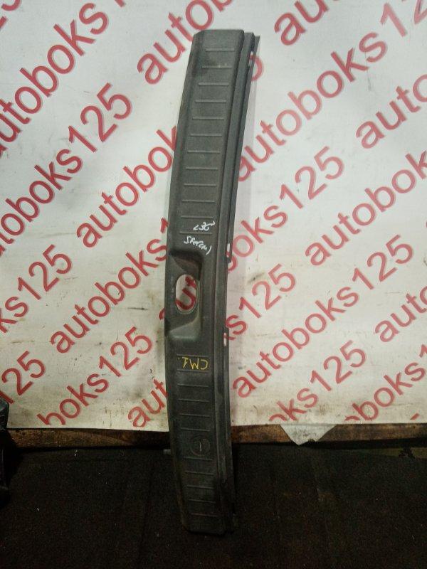 Накладка замка багажника Hyundai Santa Fe CM 2010