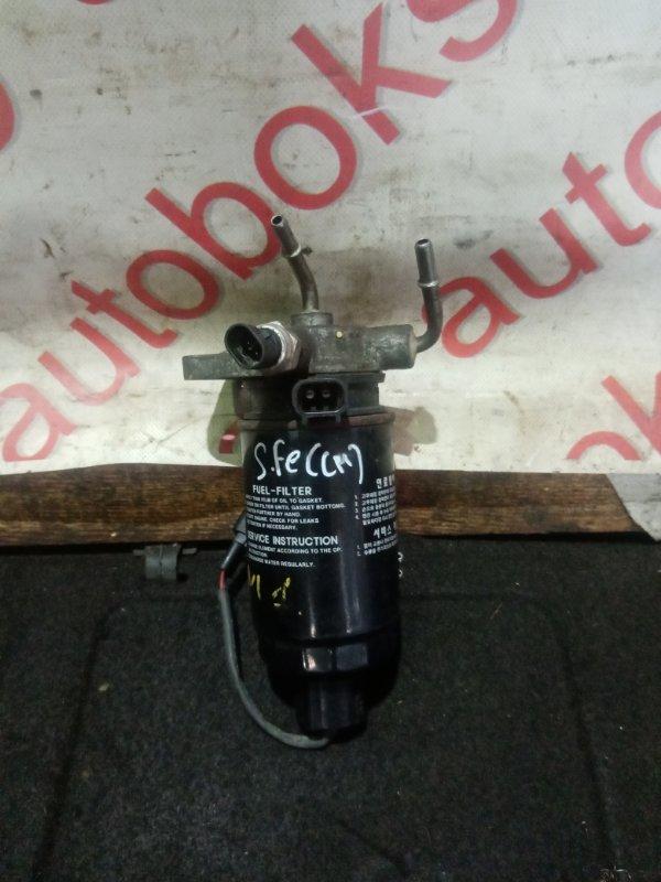 Насос топливный низкого давления Hyundai Santa Fe CM D4HA 2011