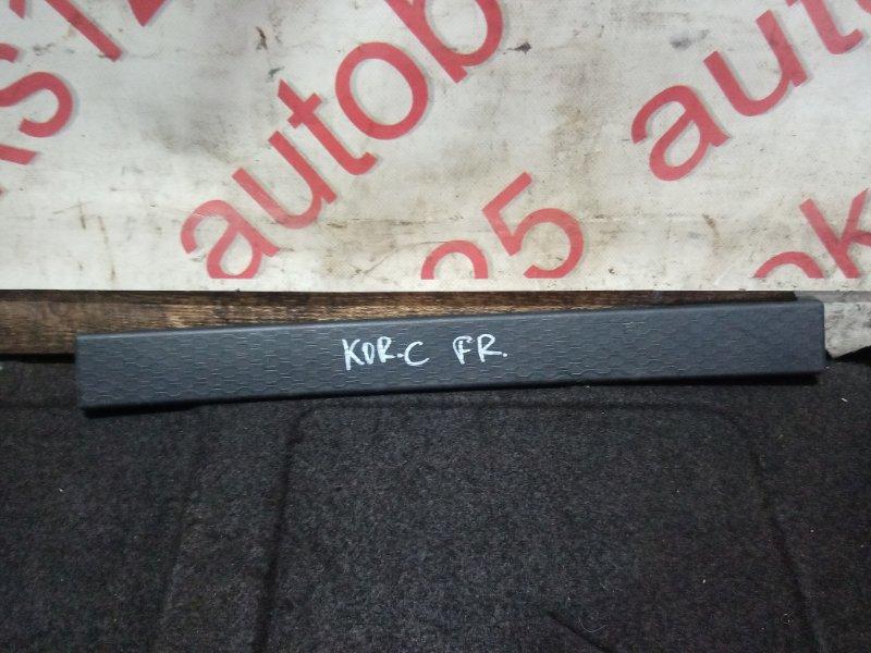 Накладка на порог Ssangyong Actyon CK D20DTF (671950) 2012 передняя правая