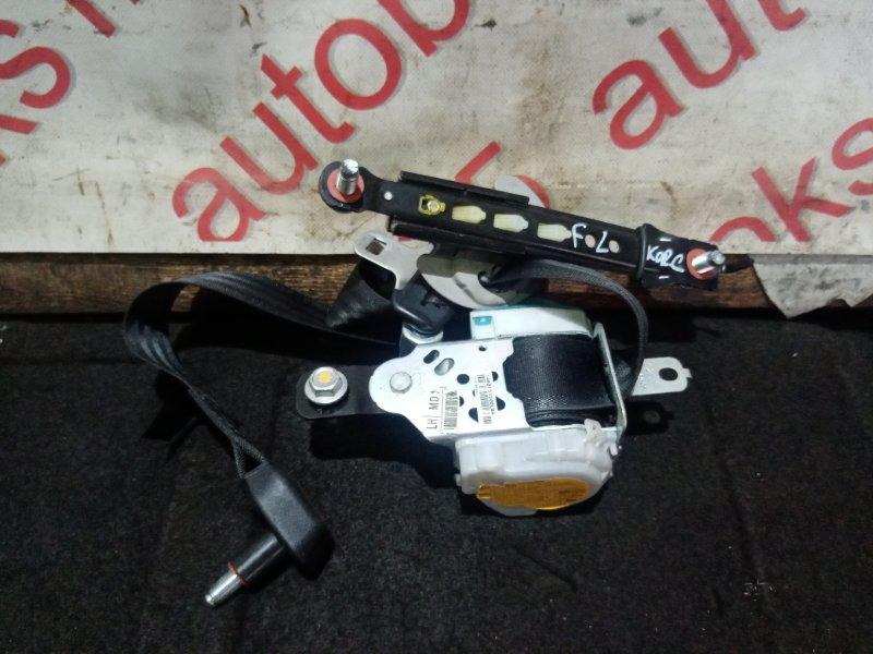 Ремень безопасности Ssangyong Actyon CK D20DTF (671950) 2012 передний левый