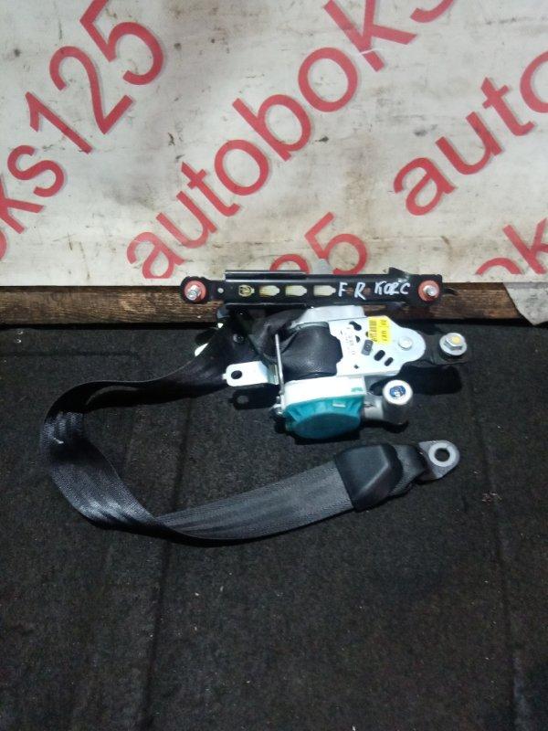 Ремень безопасности Ssangyong Actyon CK D20DTF (671950) 2012 передний правый
