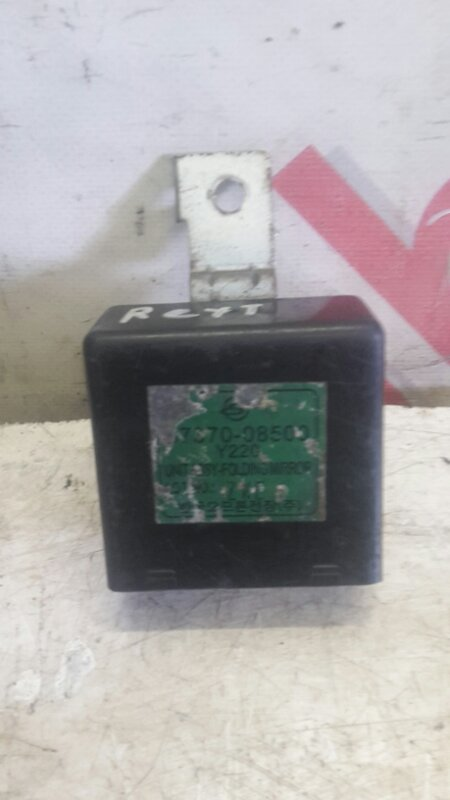 Блок управления зеркалами Ssangyong Rexton 2005