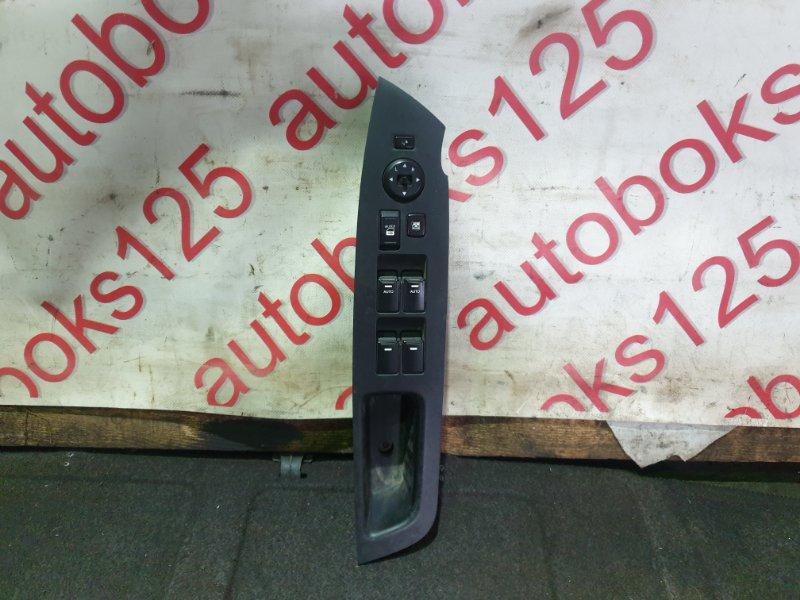 Блок управления стеклами Kia Sorento XM 2013 передний левый