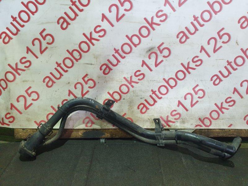 Горловина топливного бака Hyundai Santa Fe CM D4HA 2011