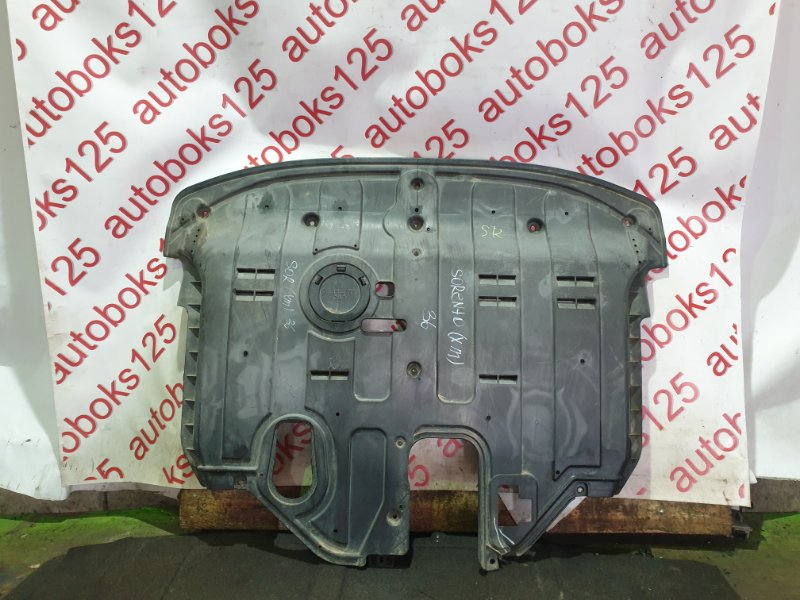 Защита двигателя Kia Sorento XM D4HB 2013
