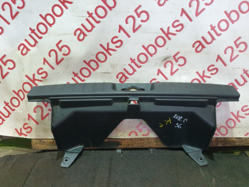 Накладка замка багажника Ssangyong Actyon CK D20DTF(671950) 2012