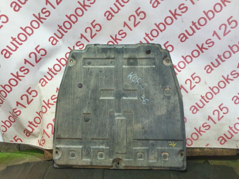 Защита двигателя Ssangyong Actyon CK D20DTF(671950) 2012