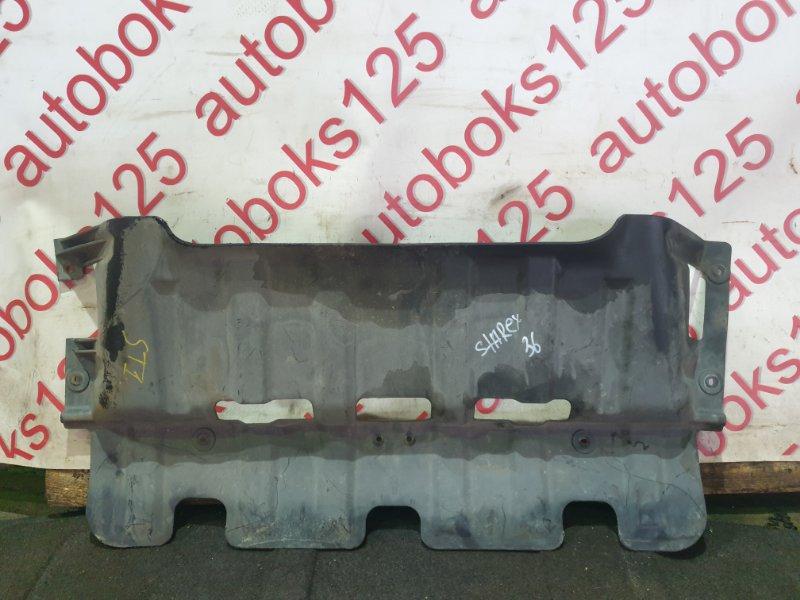 Защита двигателя Hyundai Starex A1 D4CB 2003