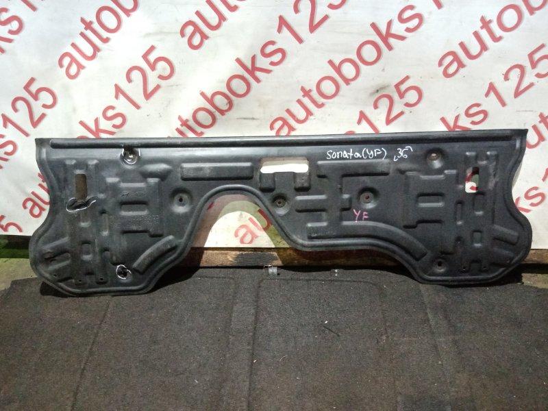 Защита двигателя Hyundai Sonata YF G4KD 2009