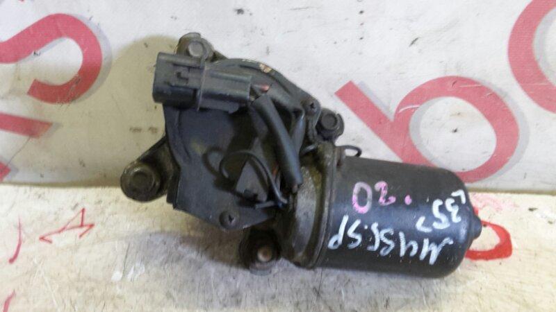 Мотор дворников Ssangyong Musso Sports FJ OM662 (662 920) 2005