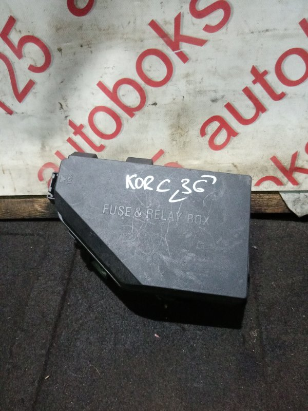 Блок предохранителей Ssangyong Actyon CK D20DTF (671950) 2012