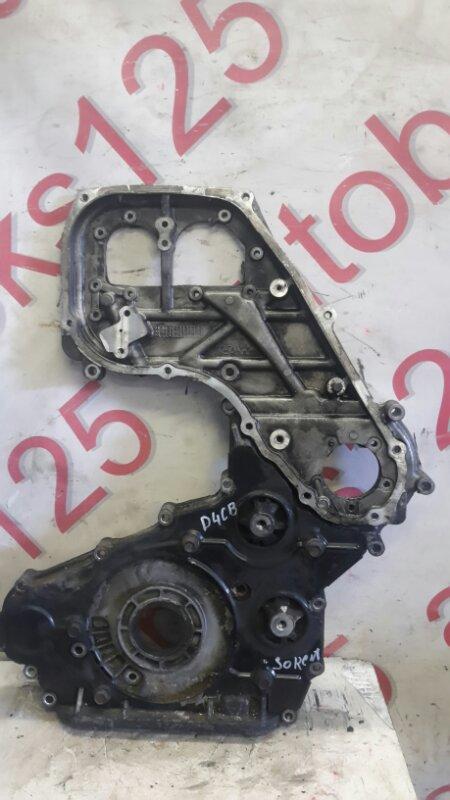 Лобовина двигателя Kia Sorento BL D4CB 2005