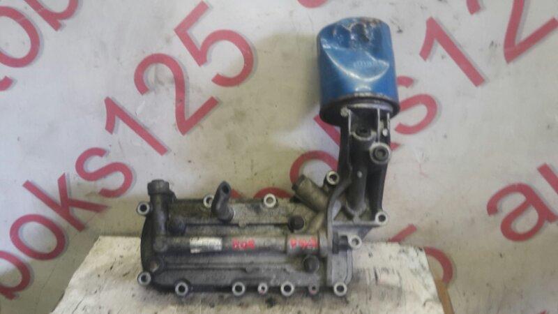 Корпус масляного фильтра Kia Sorento BL D4CB 2004