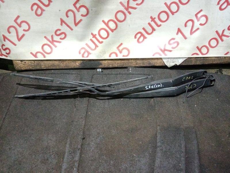 Держатель щетки стеклоочистителя Hyundai Santa Fe CM 2008 передний