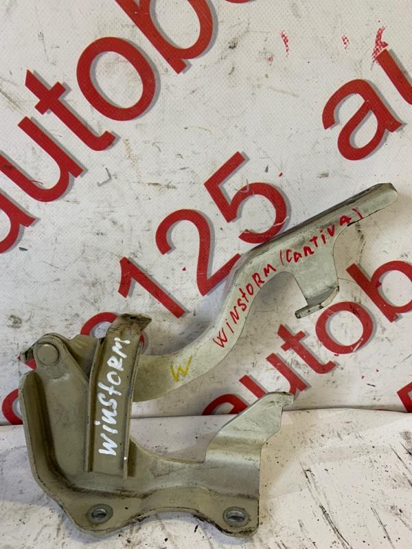 Крепление капота Daewoo Winstorm KLAC Z20S 2009 правое