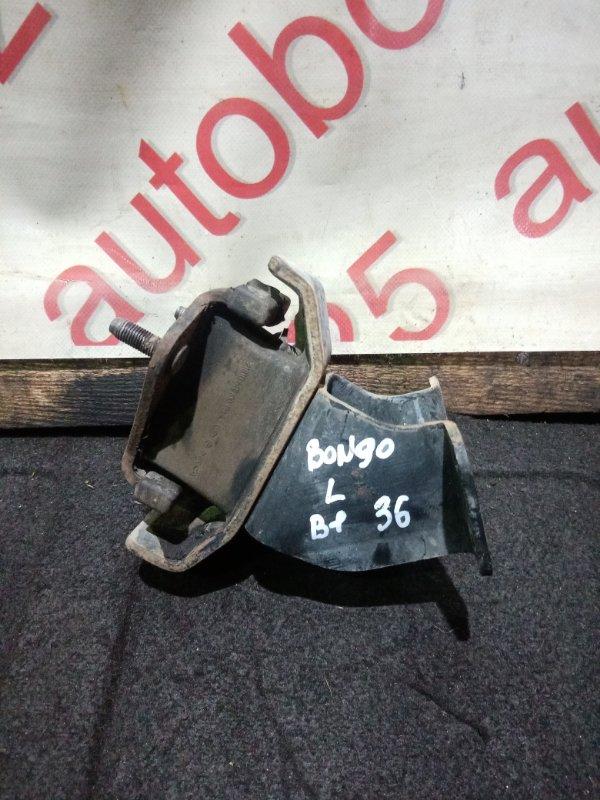 Подушка двигателя Kia Bongo PU J3 2007 левая