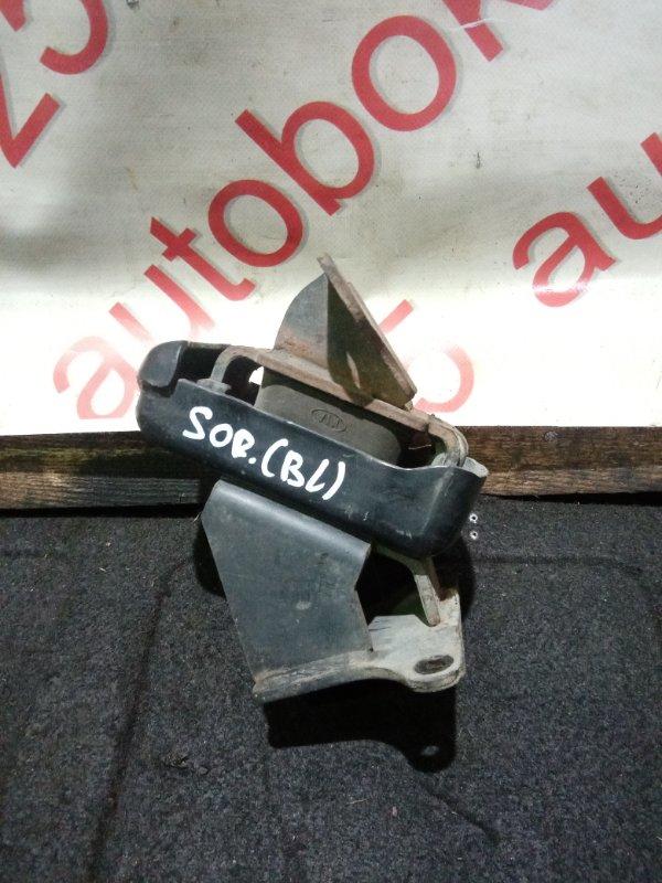 Подушка двигателя Kia Sorento BL D4CB 2003