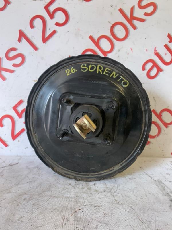 Вакуумный усилитель тормозов Kia Sorento BL D4CB 2005
