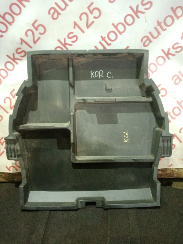 Ящик в багажник Ssangyong Actyon CK D20DTF (671950) 2012