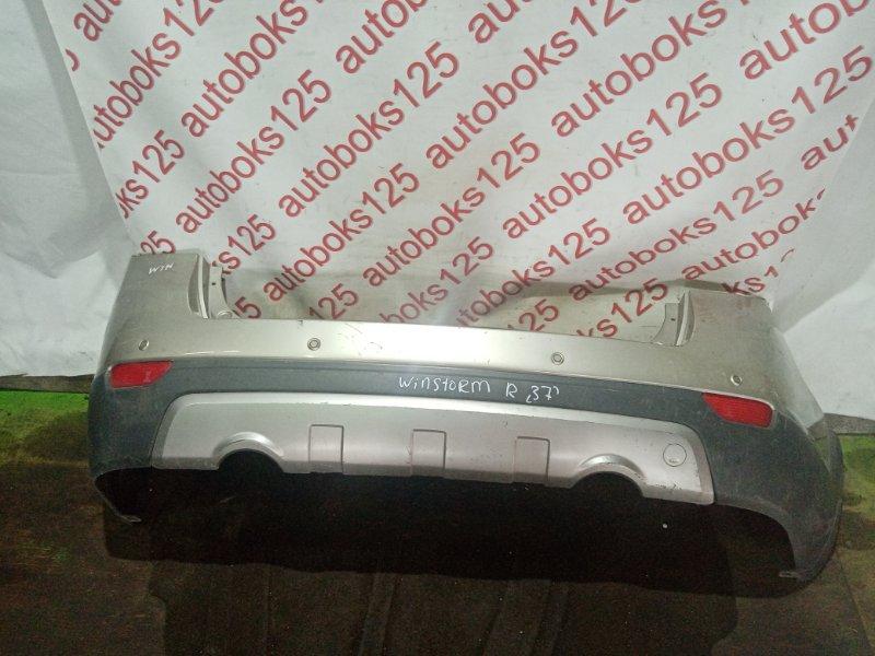 Бампер Daewoo Winstorm KLAC Z20S 2008 задний