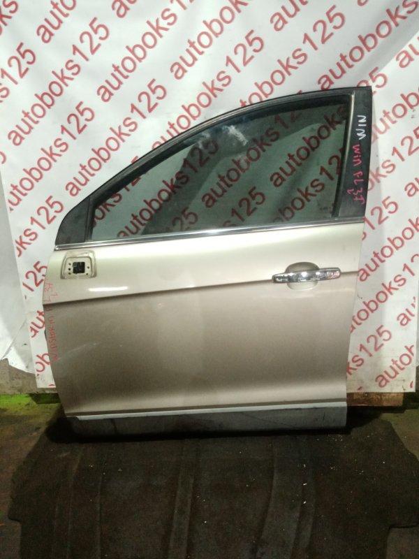 Дверь Daewoo Winstorm KLAC Z20S 2008 передняя левая