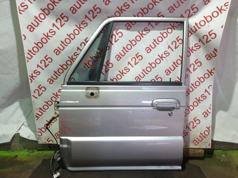 Дверь Hyundai Galloper JK D4BH 2002 передняя левая