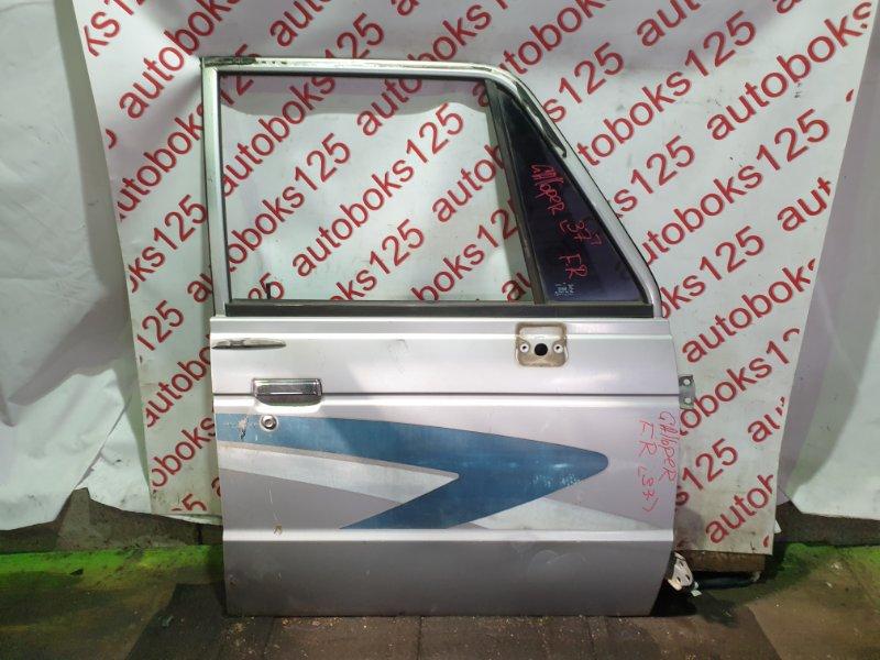 Дверь Hyundai Galloper JK D4BH 2002 передняя правая