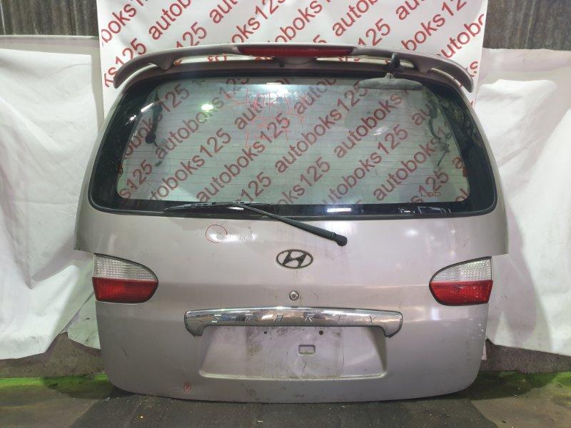 Дверь 5-я Hyundai Starex A1 D4BH 2005