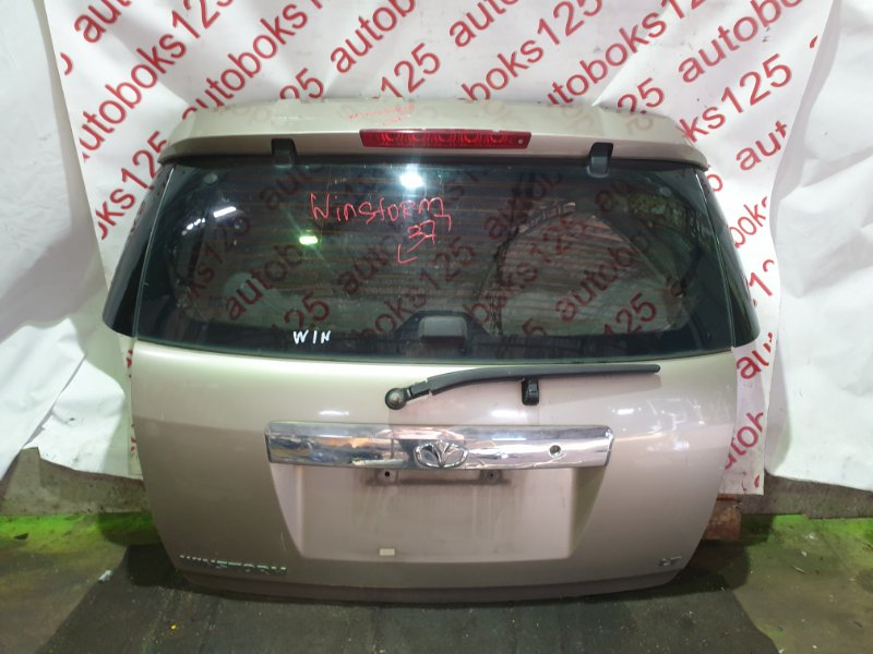 Дверь 5-я Daewoo Winstorm KLAC Z20S 2008