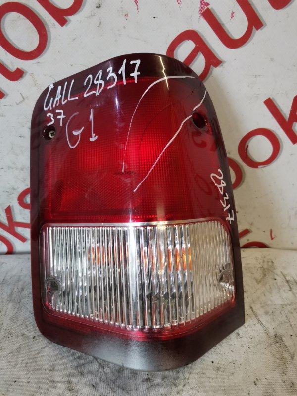 Стоп-сигнал Hyundai Galloper JK D4BH 2002 правый