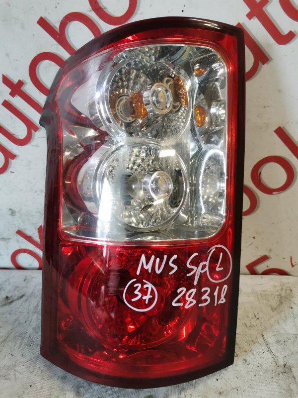 Стоп-сигнал Ssangyong Musso Sports FJ OM662 (662 920) 2003 левый