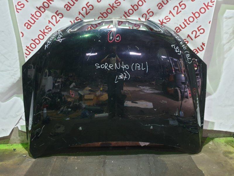 Капот Kia Sorento BL D4CB 2005