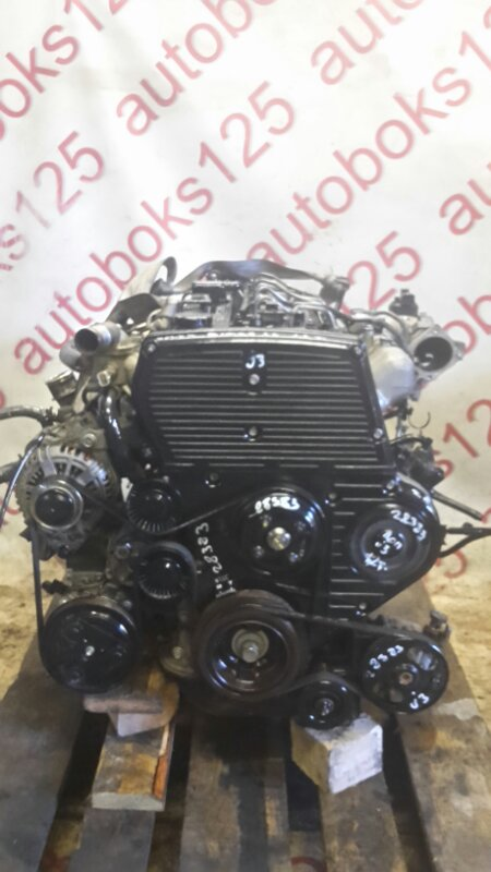 Двигатель Kia Bongo PU J3 2008