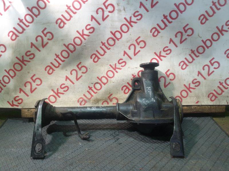 Редуктор Ssangyong Musso Sports FJ OM662 (662 910) 2003 передний
