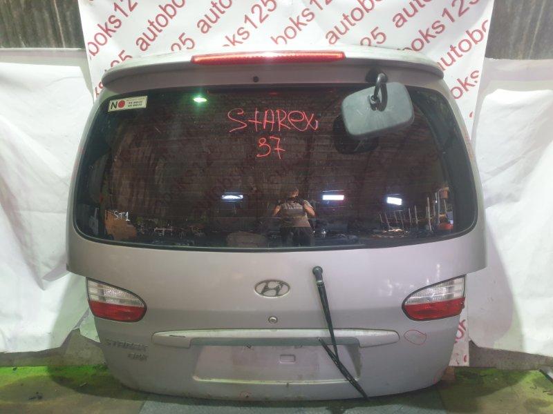 Дверь 5-я Hyundai Starex A1 D4CB 2003