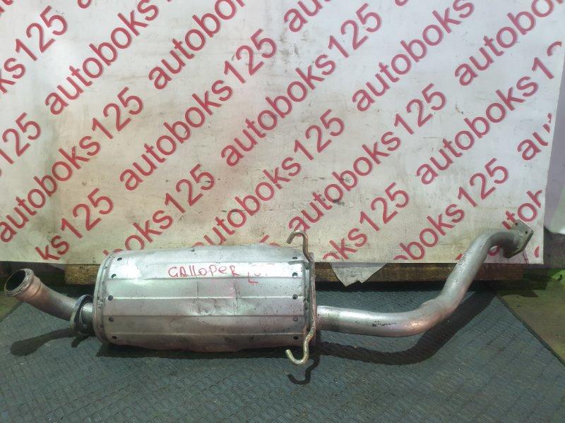 Глушитель Hyundai Galloper JK D4BH 2002
