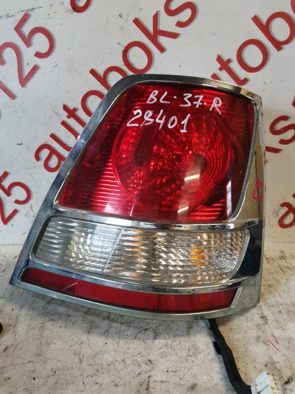 Стоп-сигнал Kia Sorento BL D4CB 2005 правый
