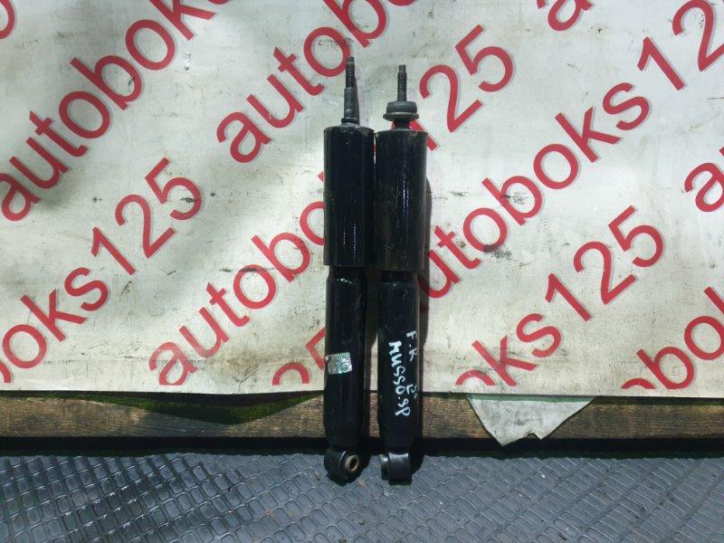 Амортизатор Ssangyong Musso Sports FJ OM662 (662 920) 2003 передний