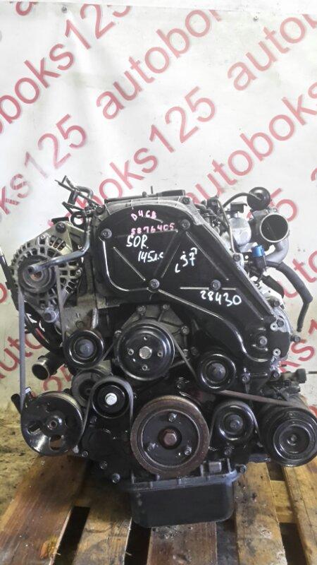 Двигатель Kia Sorento BL D4CB 2005