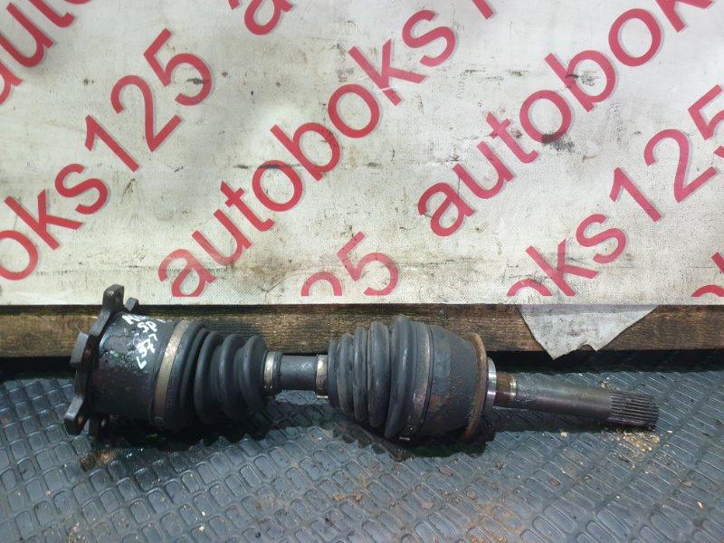 Привод Ssangyong Musso Sports FJ OM662 (662 920) 2003 передний левый