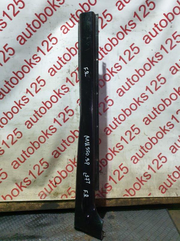 Порог Ssangyong Musso Sports FJ OM662 (662 920) 2003 передний правый