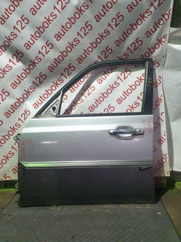 Дверь Hyundai Terracan HP D4BH 2001 передняя левая